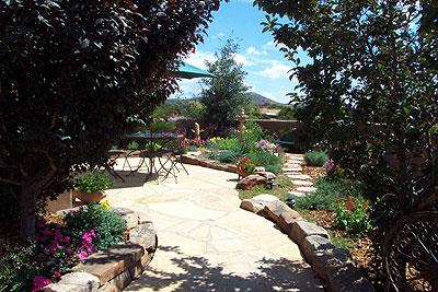 garden, september 8, 2002