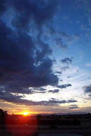 sunset tonight. it only got better.