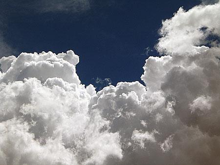 storm edges, santa fe, new mexico, august 9, 2003.