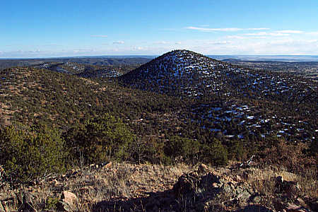 eldo wilderness, santa fe, new mexico, march 2, 2003.