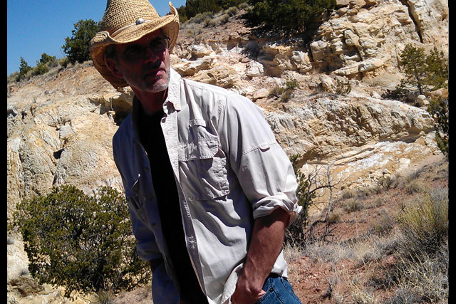 moi in the galisteo basin preserve.